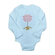 horseshoes gifts Body Suit