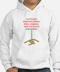 horseshoes gifts Hoodie