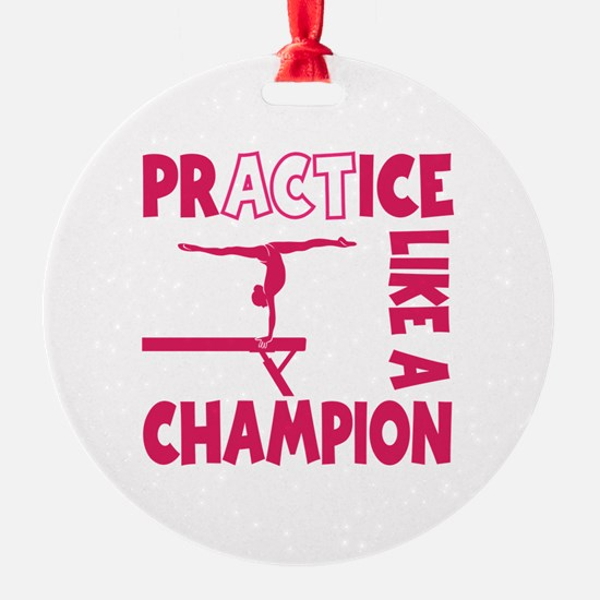 PRACTICE Ornament