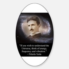 Tesla Universe Decal