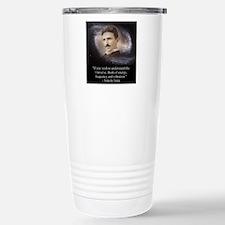 Tesla Universe Travel Mug