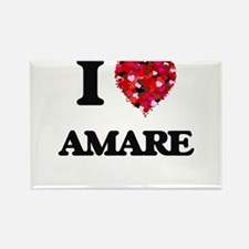 I Love Amare Magnets