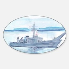 USS Saginaw Decal
