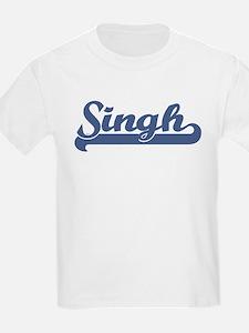 Singh (sport-blue) T-Shirt