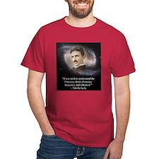 Tesla Universe T-Shirt