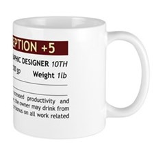 of perception Mug
