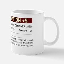 of perception Mug