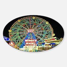 Cute Ferris wheel Decal