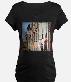 Nice, South of France Maternity T-Shirt