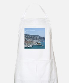 Nice harbor, South of France Apron