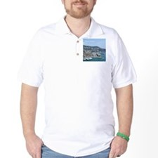 Nice harbor, South of France T-Shirt