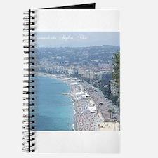 Nice Beach, South of France Journal