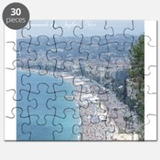 Nice Beach, South of France Puzzle