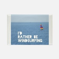 I'd rather be windsurfing Magnets