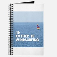 I'd rather be windsurfing Journal