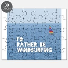 I'd rather be windsurfing Puzzle
