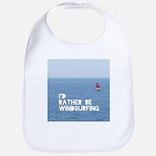 I'd rather be windsurfing Bib