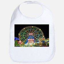 Coney Island's wonderous Wonder Wheel Bib