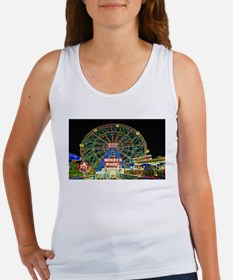 Coney Island's wonderous Wonder Wheel Tank Top