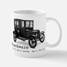 Slackware - If It Aint Broke Mug