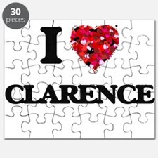 I Love Clarence Puzzle