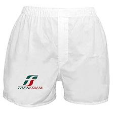 Trenitalia Boxer Shorts