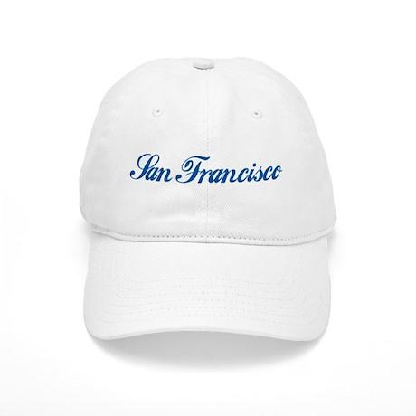 San Francisco (cursive) Cap
