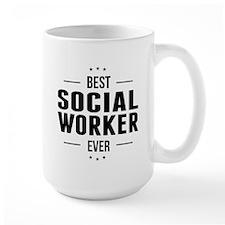 Best Social Worker Ever Mugs