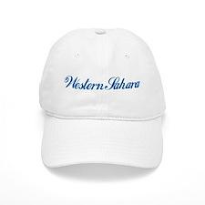 Western Sahara (cursive) Cap