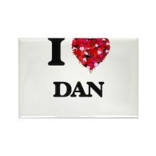 I Love Dan Magnets