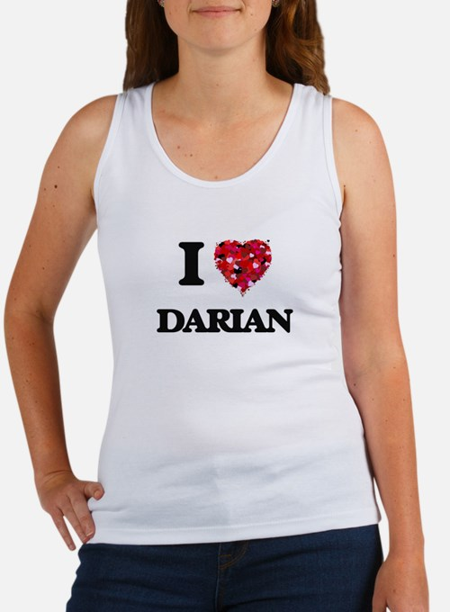 I Love Darian Tank Top