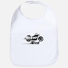 Biker Dad Bib
