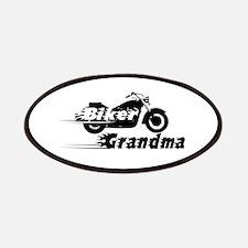 Biker Grandma Patch