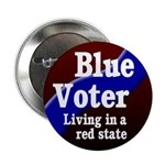 Tennesee Blue Voter Button