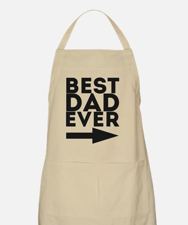 Best Dad Ever Apron