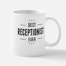 Best Receptionist Ever Mugs