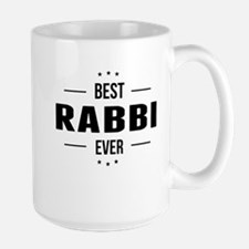 Best Rabbi Ever Mugs