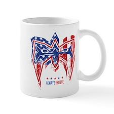 """Ultimate Warrior """"Usa"""" Mug Mugs"""