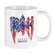 "Ultimate Warrior ""Usa"" Mug Mugs"