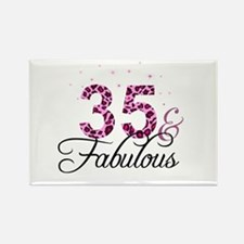 35 and Fabulous Magnets