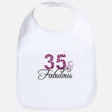 35 and Fabulous Bib