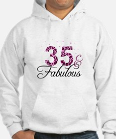 35 and Fabulous Jumper Hoody