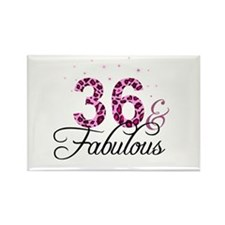 36 and Fabulous Magnets