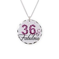 36 and Fabulous Necklace