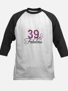 39 and Fabulous Baseball Jersey