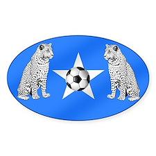 Somalia Soccer Decal