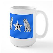 Somalia Soccer Mug