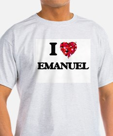 I Love Emanuel T-Shirt