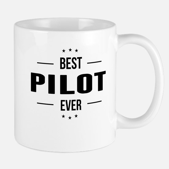 Best Pilot Ever Mugs