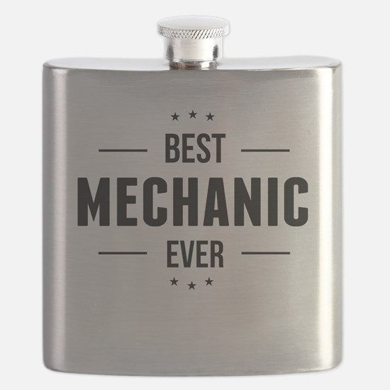 Best Mechanic Ever Flask